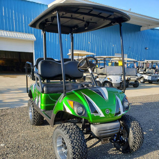 #430 - 2015 YAMAHA DRIVE - FUEL INJECTED  $ 7,199.99 SOLD